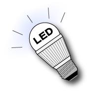電気代の少ないLEDライト