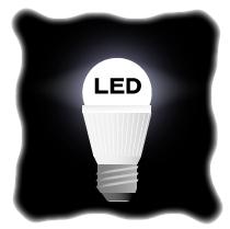 電気代の少ないLED電球