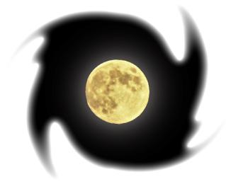 十五夜/お月見のイラスト素材フリー