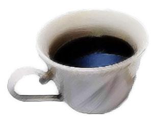 コーヒー3D