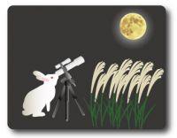 望遠鏡で天体観測する