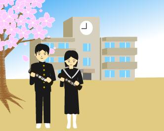 卒業シ?ン(3月31日)