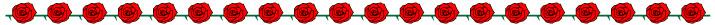 薔薇とトゲのライン