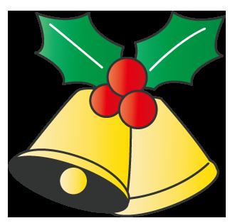 大きいサイズのクリスマスベル