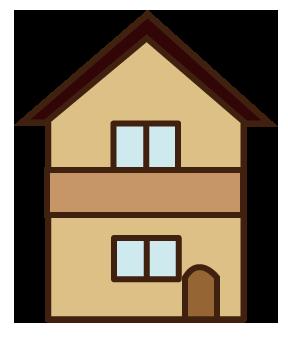 大きいサイズの家