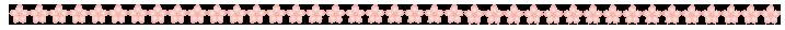 桜の花のライン