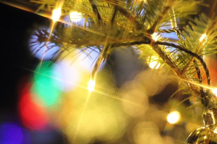 大きいサイズのクリスマスイルミネーション