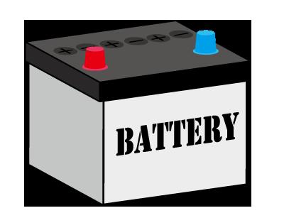 「バッテリー フリー素材」の画像検索結果