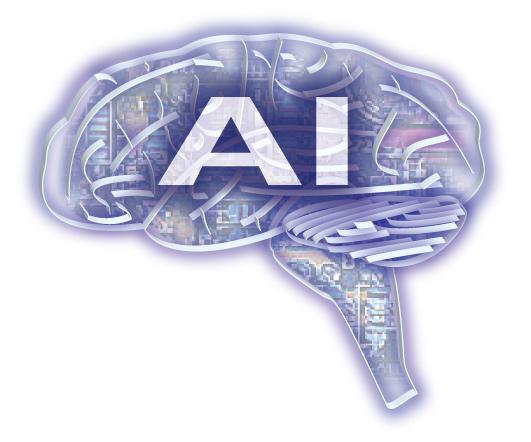 大きいサイズの人工知能