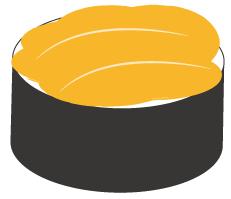 ウニ寿司大シンプル
