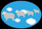 羊の数え歌用