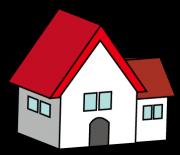 立体的な家