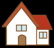 平屋建ての家