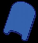 青色のビートバン