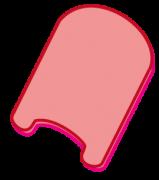 ピンク色のビート板