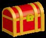 宝箱のアイコン