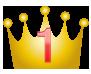 金色の王冠