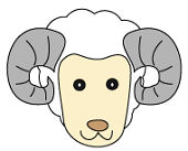 羊(ひつじ)